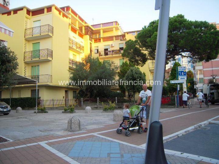 Lido Pomposa vendita appartamento vista mare