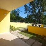 giardino e porticato