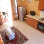 soggiorno- cucina a vista
