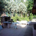giardino e barbecue 1