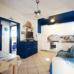 soggiorno con cucina a vista 1