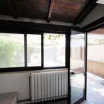 terrazzo chiuso verandato
