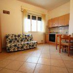 soggiorno / cucina a vista