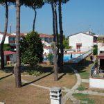 Vista giardino comune
