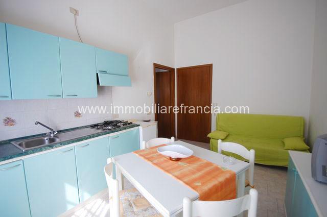 Lido di Pomposa appartamento Bilocale con cantina