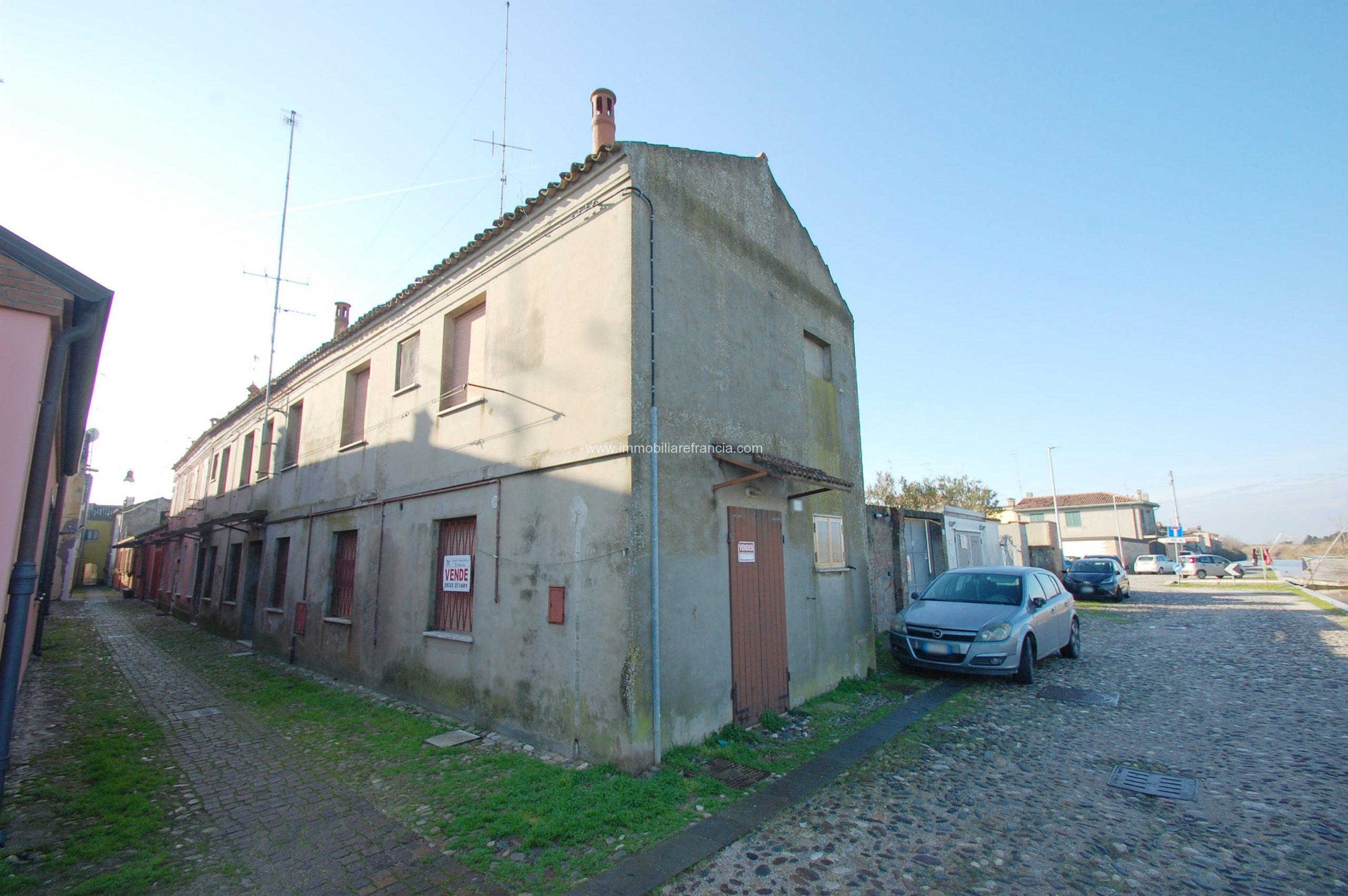 Comacchio Villetta Quadrilocale Terra-Cielo
