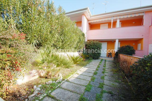 Lido di Volano Villetta Trilocale con doppio giardino