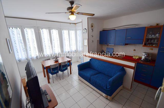Lido di Pomposa Appartamento Trilocale a 50 metri dal mare