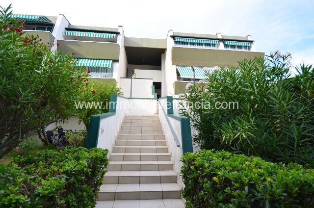 scalinata d'accesso all'abitazione